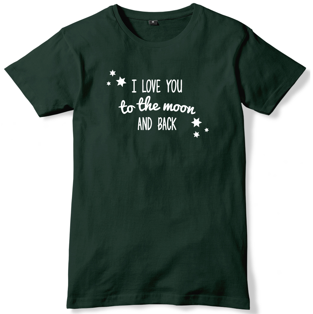 I-Love-You-To-The-Moon-And-Back-Mens-Funny-Unisex-T-Shirt