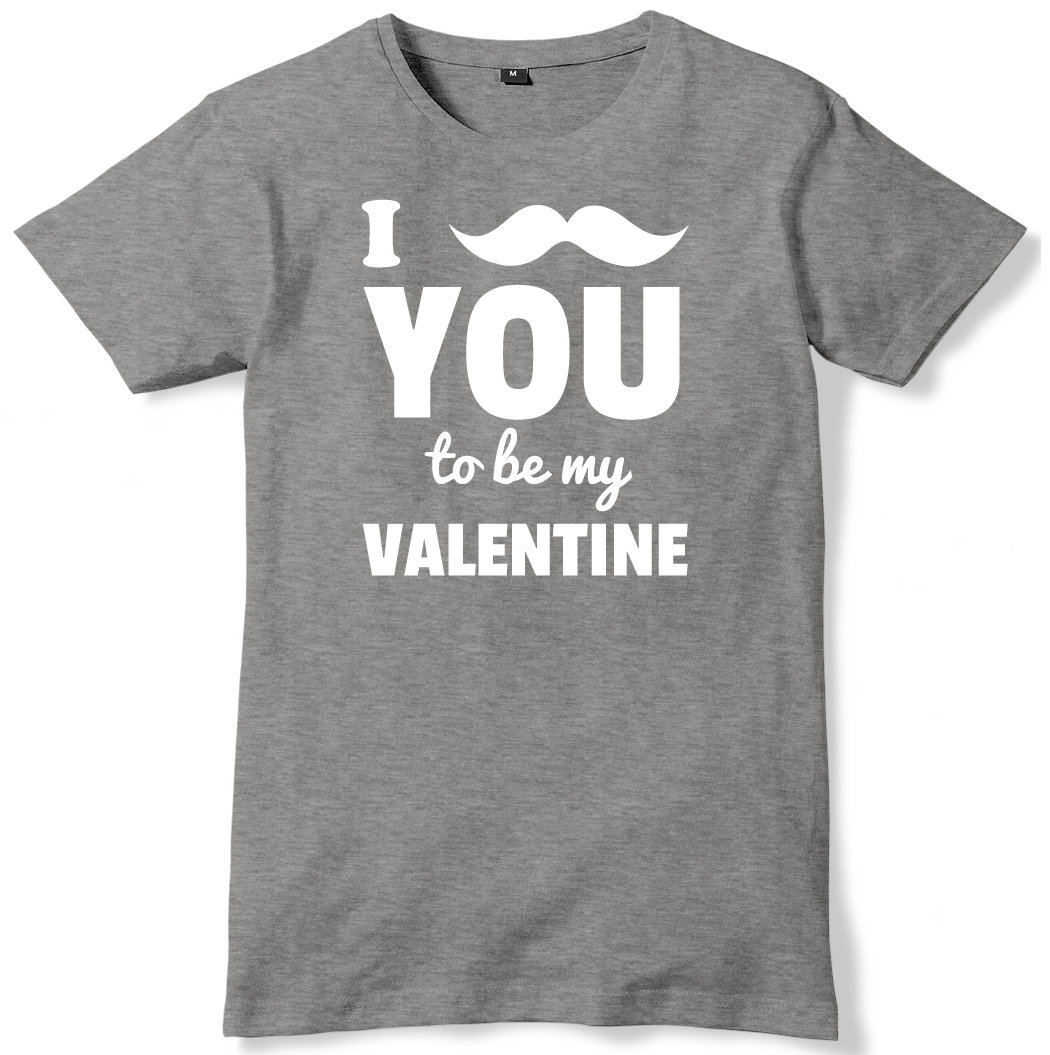 I-Moustache-You-To-Be-My-Valentine-Mens-Funny-Unisex-T-Shirt